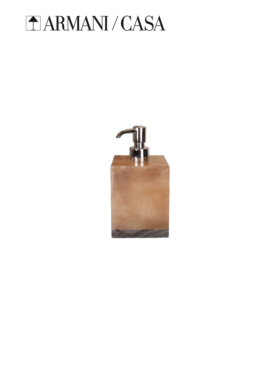 Hildago Accessories Armani Casa Marble Color Soap Dispenser