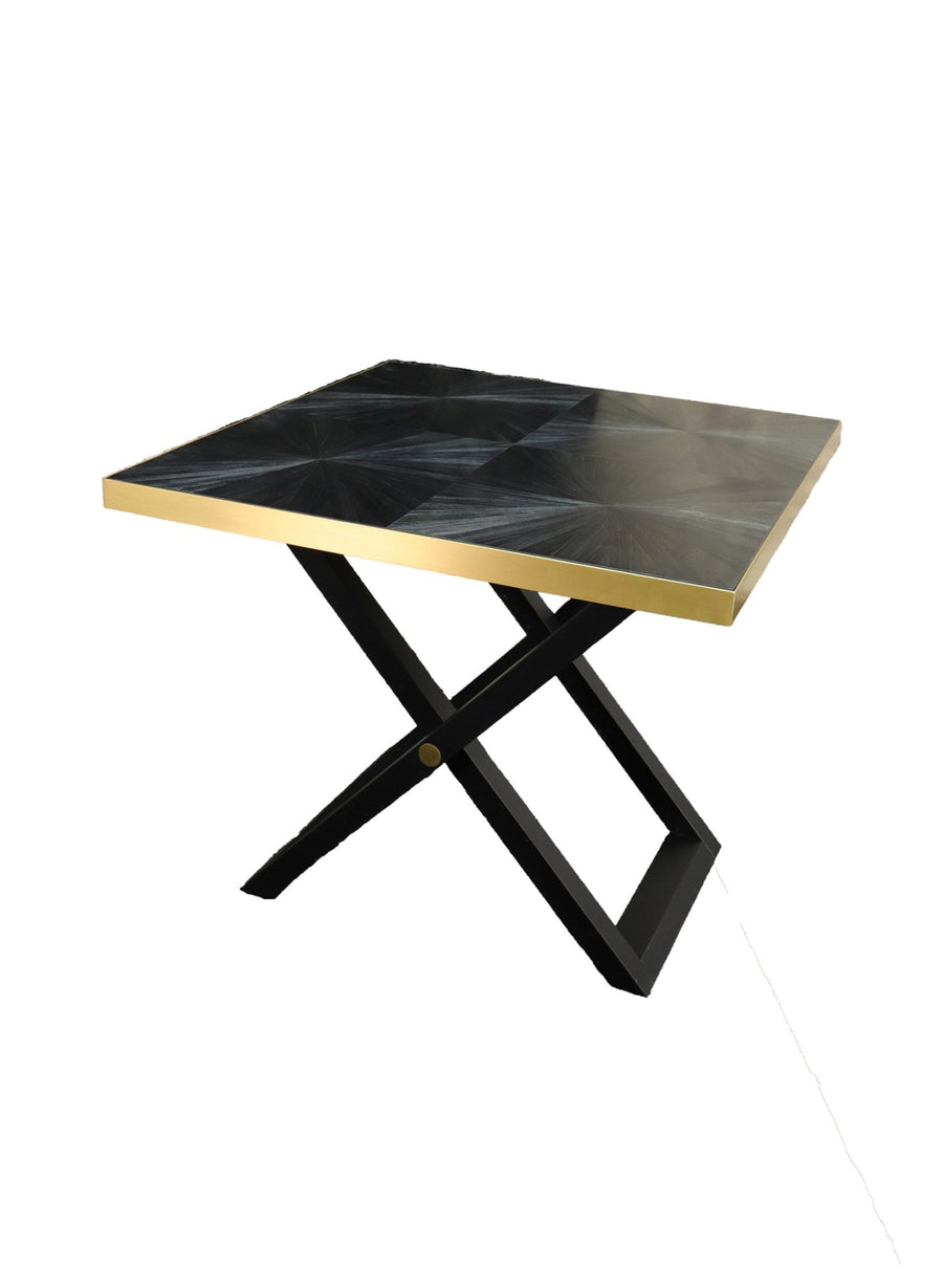 Oreste Black Living Armani Casa Small Table Home Household