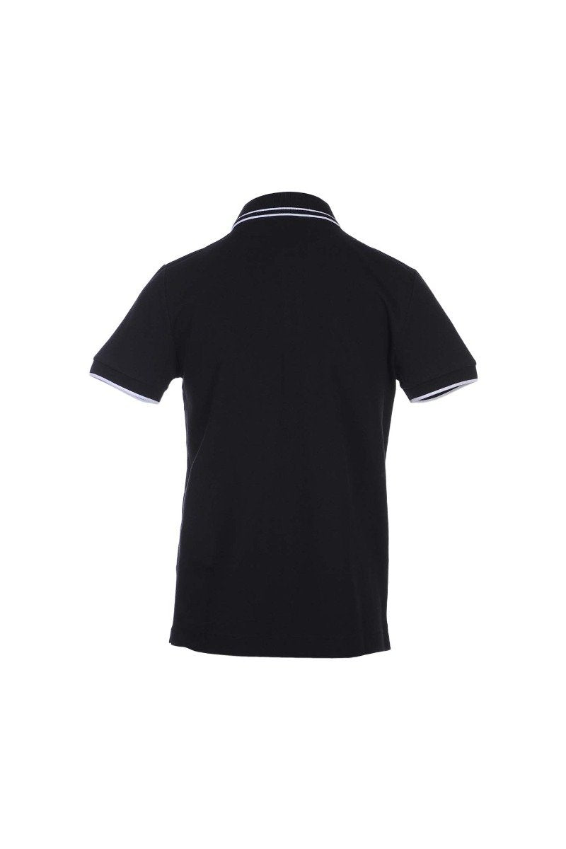 Swallow Classic Polo Men Fashion MCQ Short Sleeve Cotton Fit Casual Top
