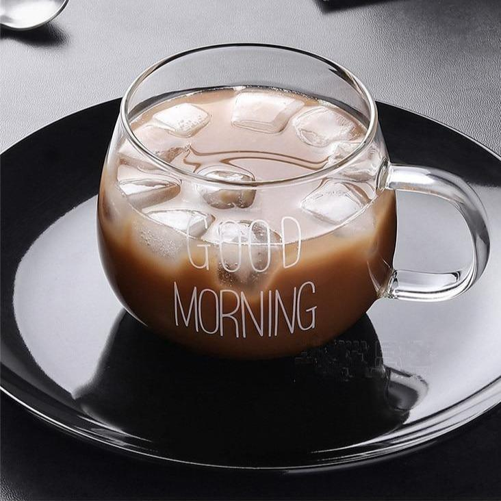 Good Morning Cup For Lovers