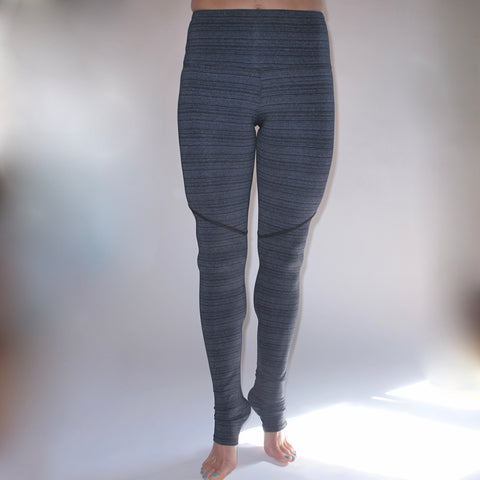 W- Dancer Legging- Black