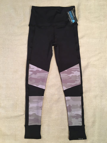 W- Camo Legging- NEW