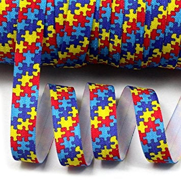 Autism Awareness Puzzle FOE