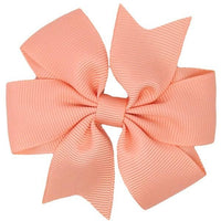 Pinwheel Bow without Clip 3""