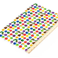 VHC Spots Faux Leather Sheet