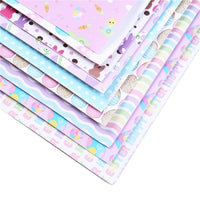 Easter Designs #2 Faux Leather Full Sheet Pack of 9