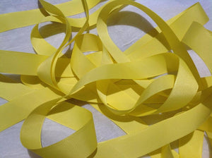 "Solid 1"" (25mm) Grosgrain Ribbons"