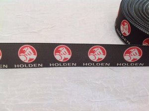 "Car Hol 7/8"" Ribbon"