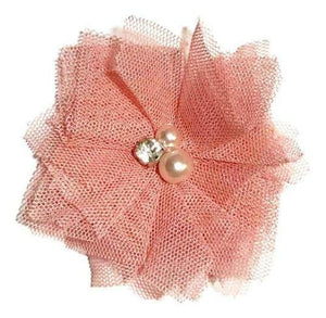 Tulle Flowers 5cm