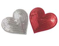 Sequin Hearts