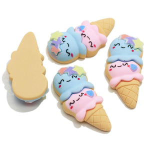 Ice Cream Double Resin