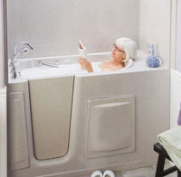 Escape Standard Sized Walk-in Bathtub