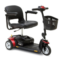 Pride Go Go Elite Traveler Plus: 3-Wheel Scooter