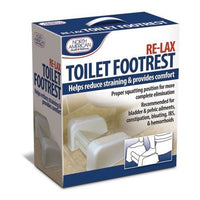 Re-lax Toilet Footrest