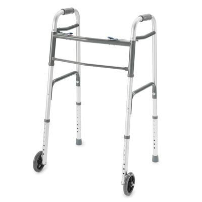 ProBasics Dual Release Walker w/ Wheels