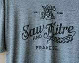 Saw & Mitre Tee