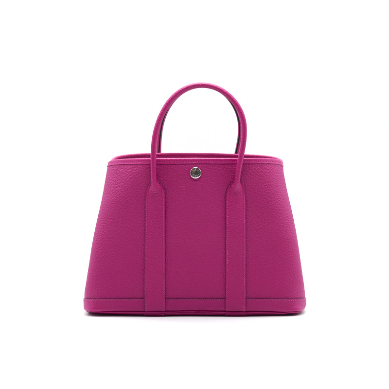 Hermes Garden Party 30 L3 Rose Purple