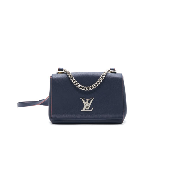 Louis Vuitton Mylockyme BB navy SHW