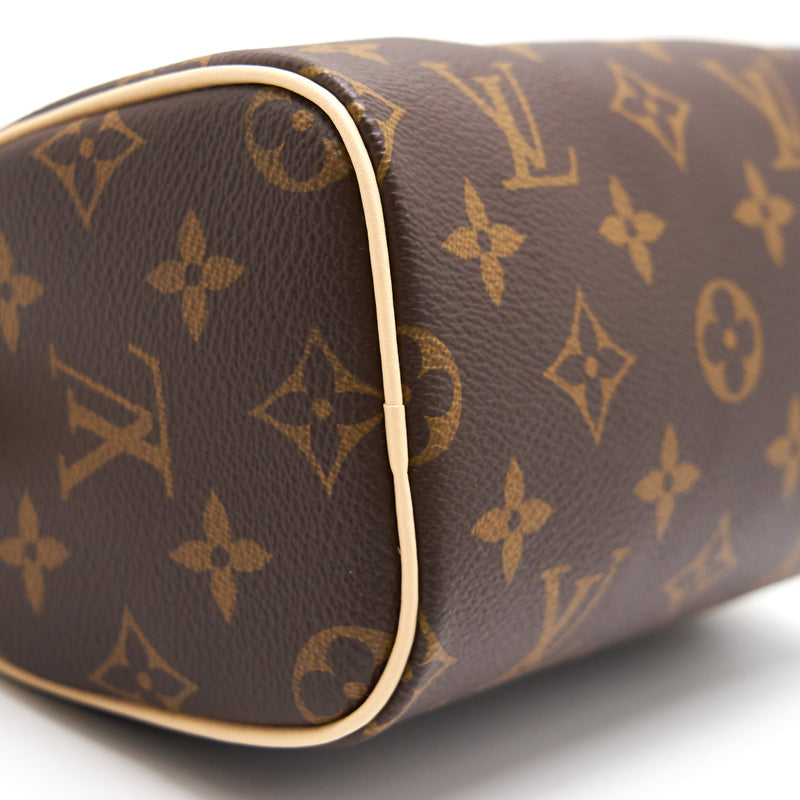 Louis Vuitton Nano Speedy TY4270