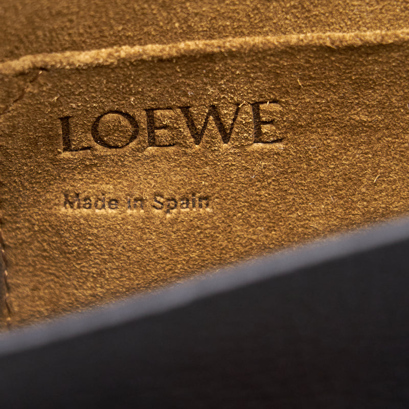 Loewe Gate Bag Black/ Brown