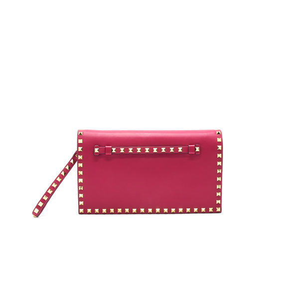 Valentino Rockstud Clutch Medium