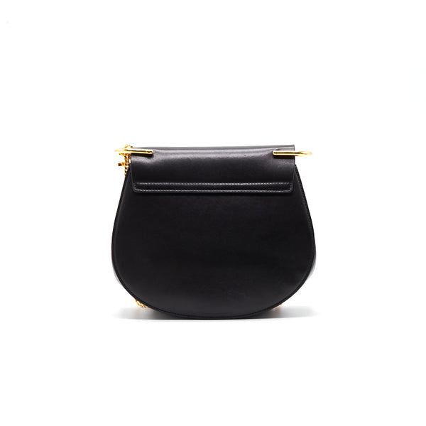 Chloe Drew Drew Medium Textured-leather Shoulder Bag