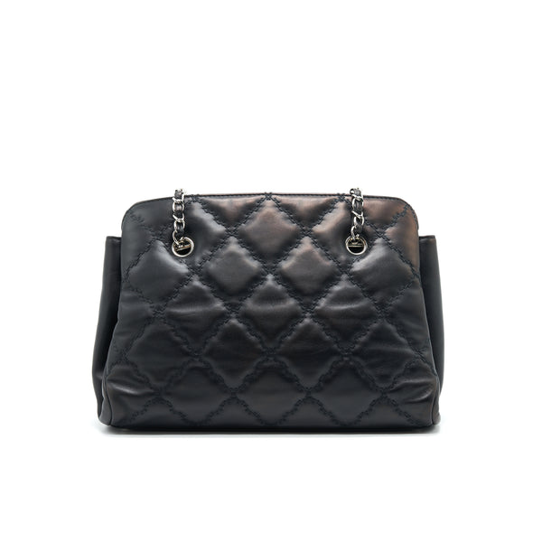 Chanel Quilted Tote Bag serial 17