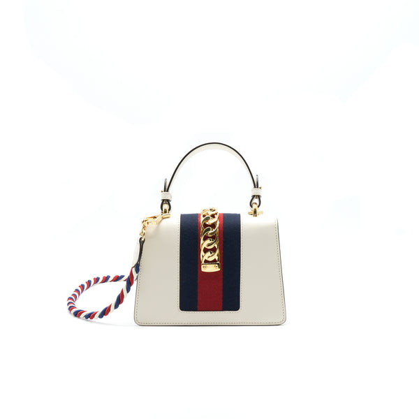 Gucci Mini Sylvie Bag with Top Handle