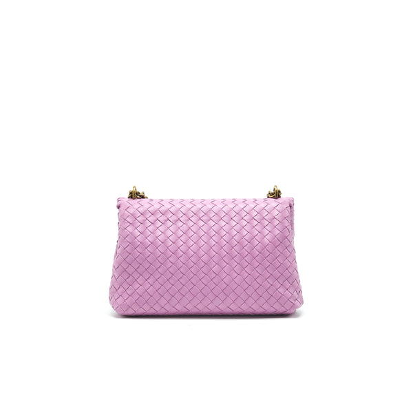 Bottega Veneta Small Olympia Bag