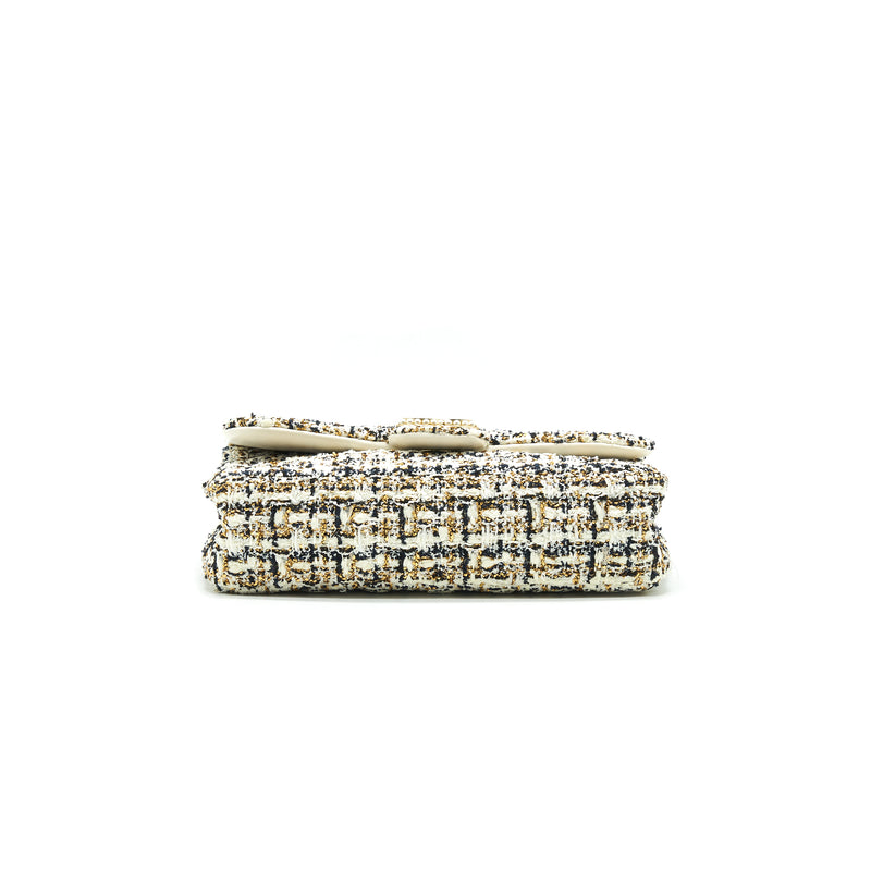 Chanel Tweed Flap Bag Limited Edition