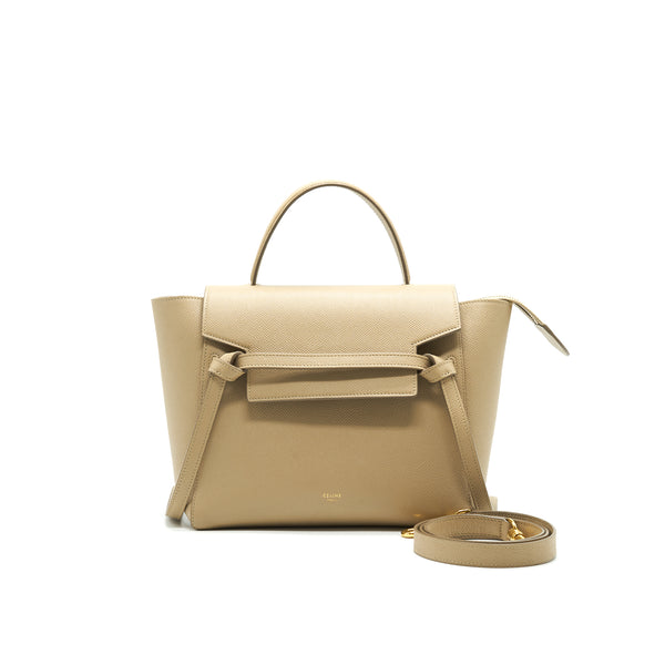 Celine Micro Belt Bag light Taupe