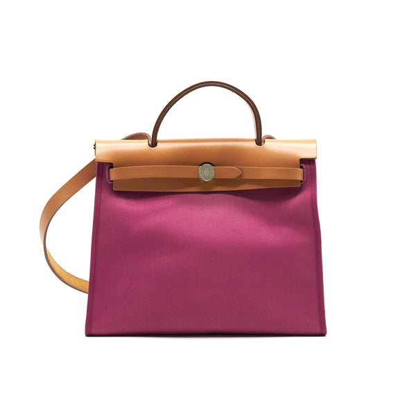 HERMES HERBAG 31 Light PURPLE