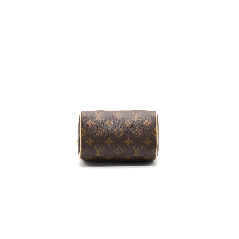 Louis Vuitton Nano Speedy TR