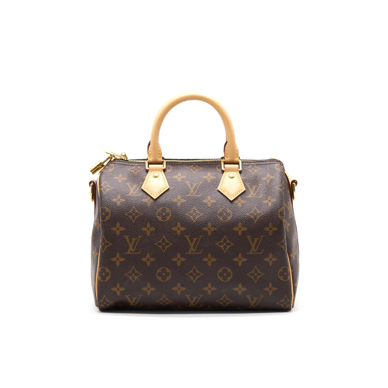 Louis Vuitton speedy25 Monogram Canvas