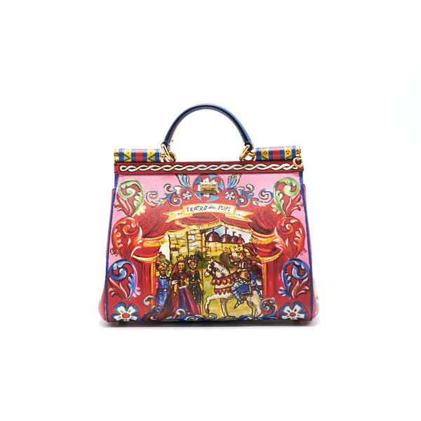 Dolce & Gabbana Medium Sicily