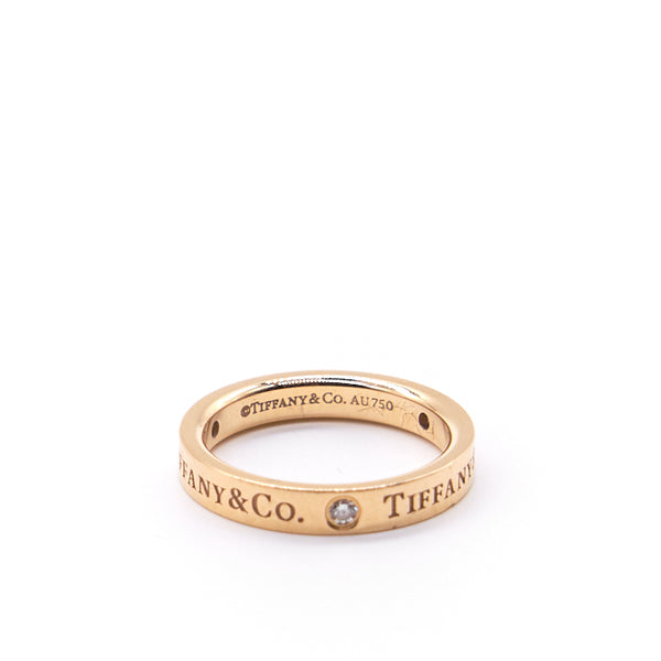 Tiffany & Co.® Band Ring 3mm - EMIER
