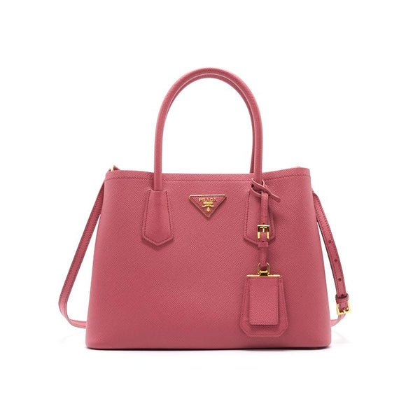 Prada Pink Double Bag - EMIER