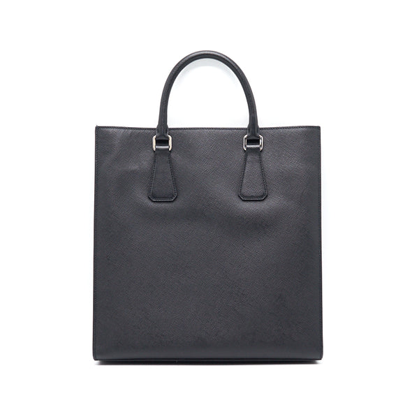 Prada Man's Saffiano Leather Tote Bag