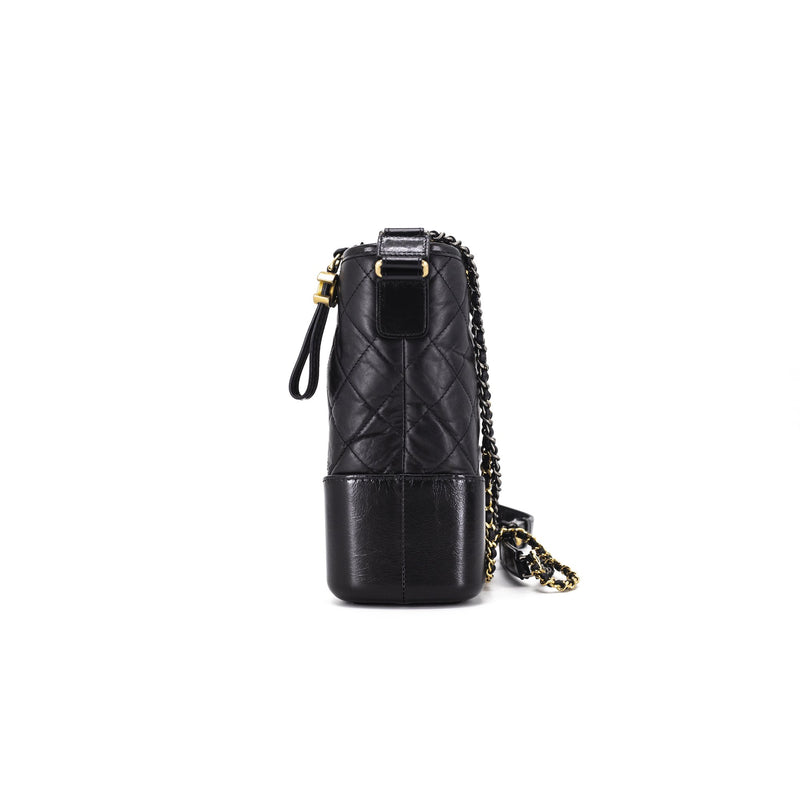 Chanel's Gabrielle Large Hobo Bag Black - EMIER
