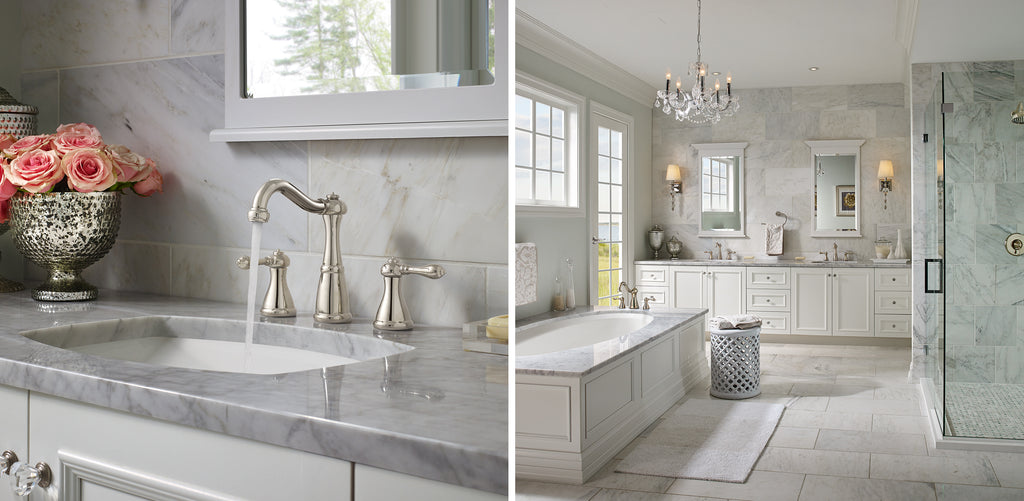 Classic and Modern Bathroom Style