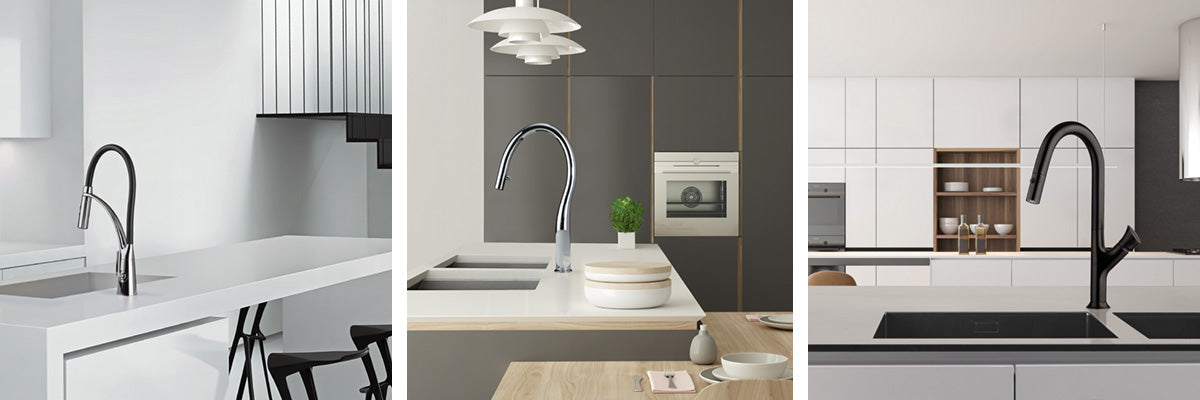 Influencer Kitchen Faucets