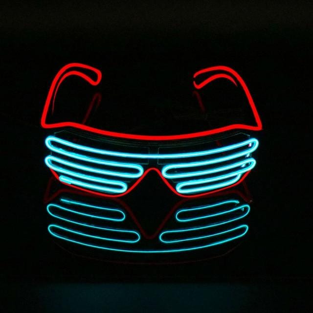 Neon Party Glasses