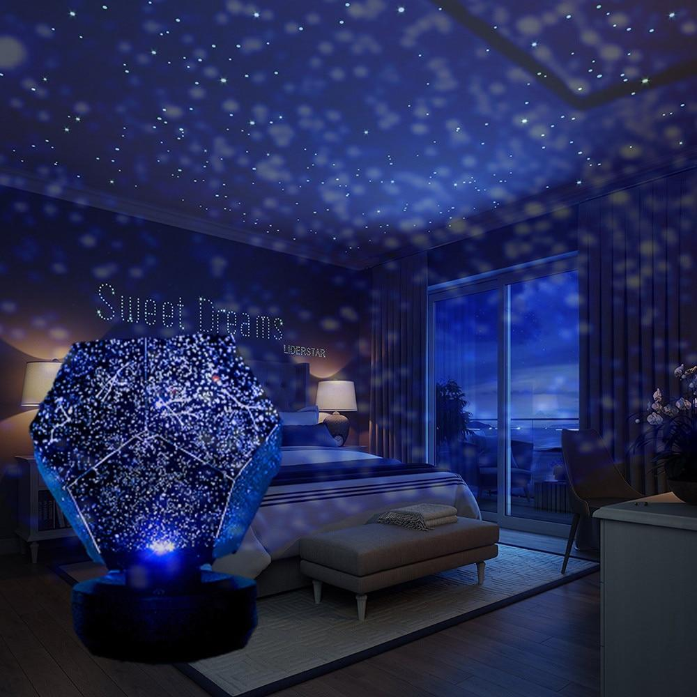 Lamp Nebula Night Light