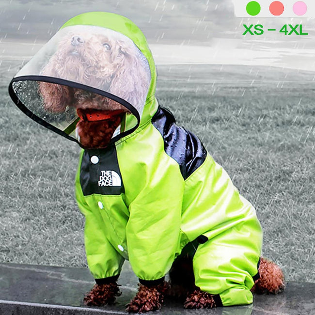 Jumpsuit Waterproof Dog