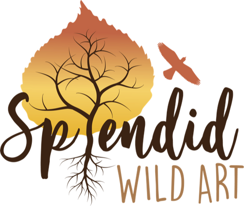 Splendid Wild Art Logo