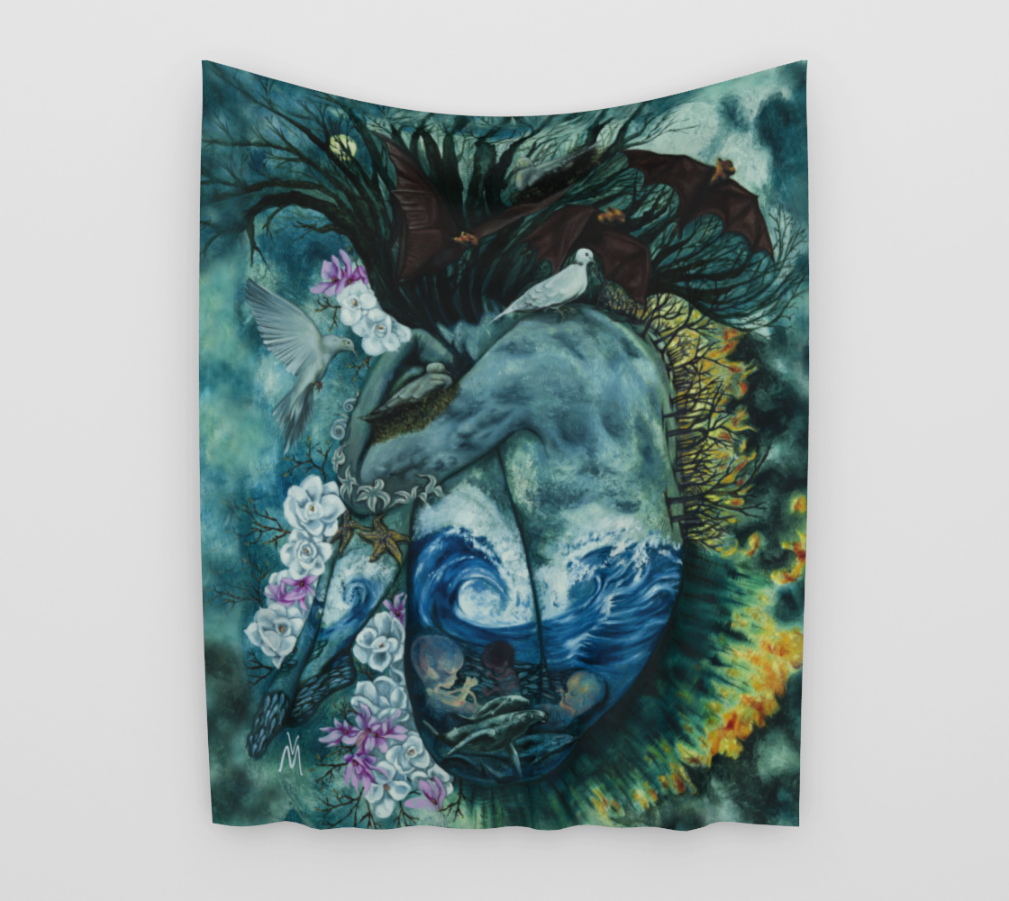 MAGNOLIA Tapestries