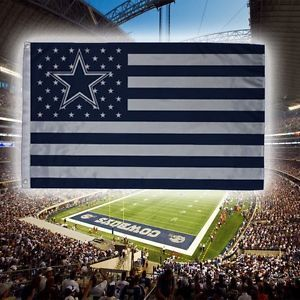 NFL Dallas Cowboys Flag Stars and Stripes America's Team