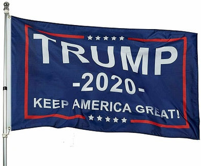 Trump Flag Keep America Great 2020 Maga Donald Trump For President Re-elect