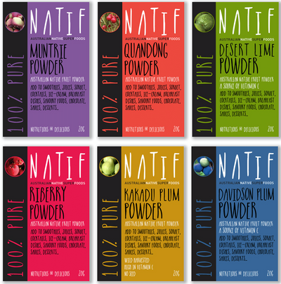 NATIF - AUSTRALIAN NATIVE SUPERFOODS
