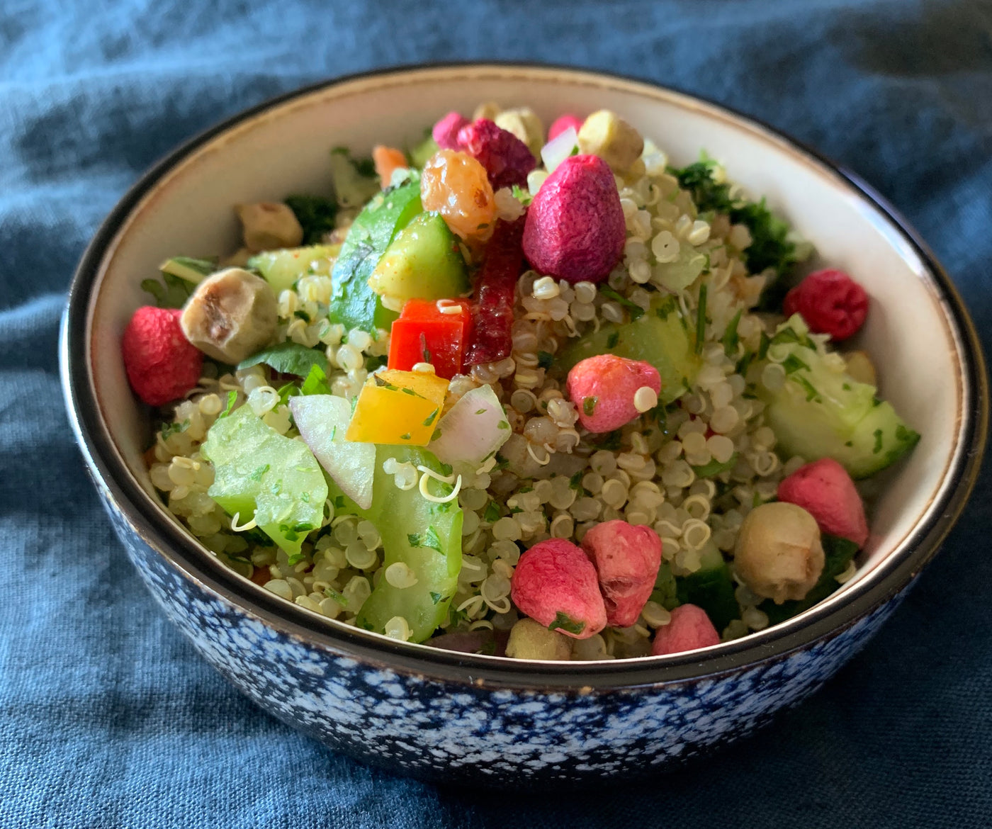Moroccan Salad with Australian Flavours